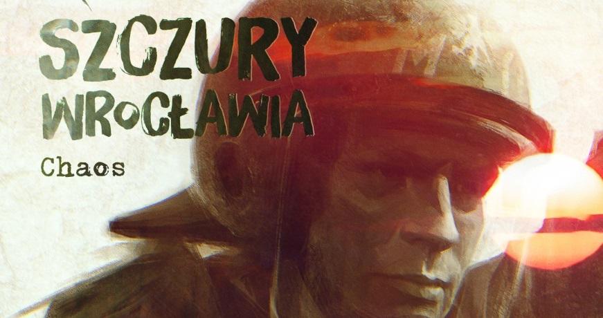 """Apokalipsa zombie wreszcie dosięgnęła Polskę. """"Szczury Wrocławia. Chaos"""", Robert J. Szmidt – recenzja sPlay"""