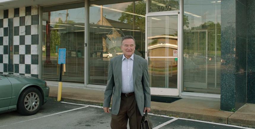 """""""Boulevard"""" – pierwszy zwiastun ostatniego filmu Robina Williamsa"""