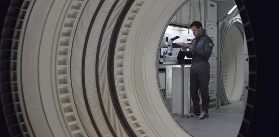 """""""Marsjanin"""": pierwszy film promujący nowe widowisko Ridleya Scotta. Poznajcie załogę Hermesa"""