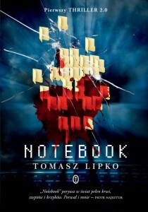 notebook okładka