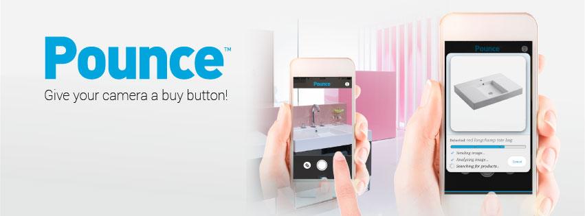 """Pounce rozpozna i kupi każdy produkt uchwycony przez aparat smartfona. Niestety, jest jedno """"ale"""""""