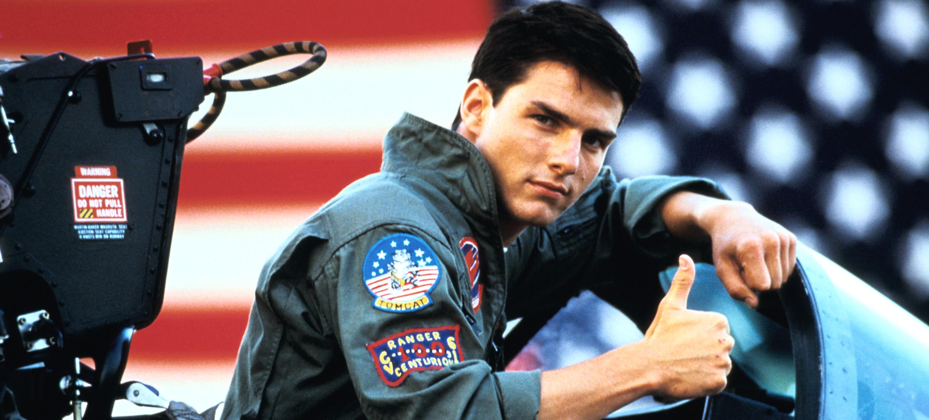 Miło poczytać jak to Tom Cruise ekscytuje się rozpoczęciem zdjęć do Top Gun 2