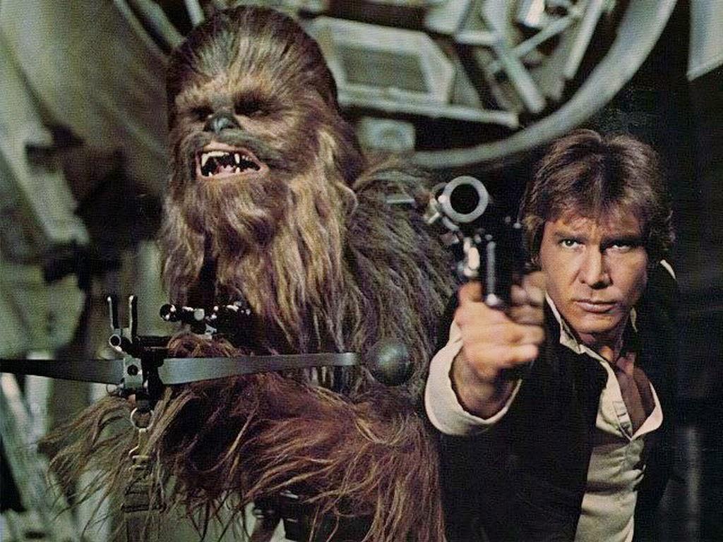 Nowy film Star Wars w całości o młodym Hanie Solo. Tylko co z Harrisonem Fordem?