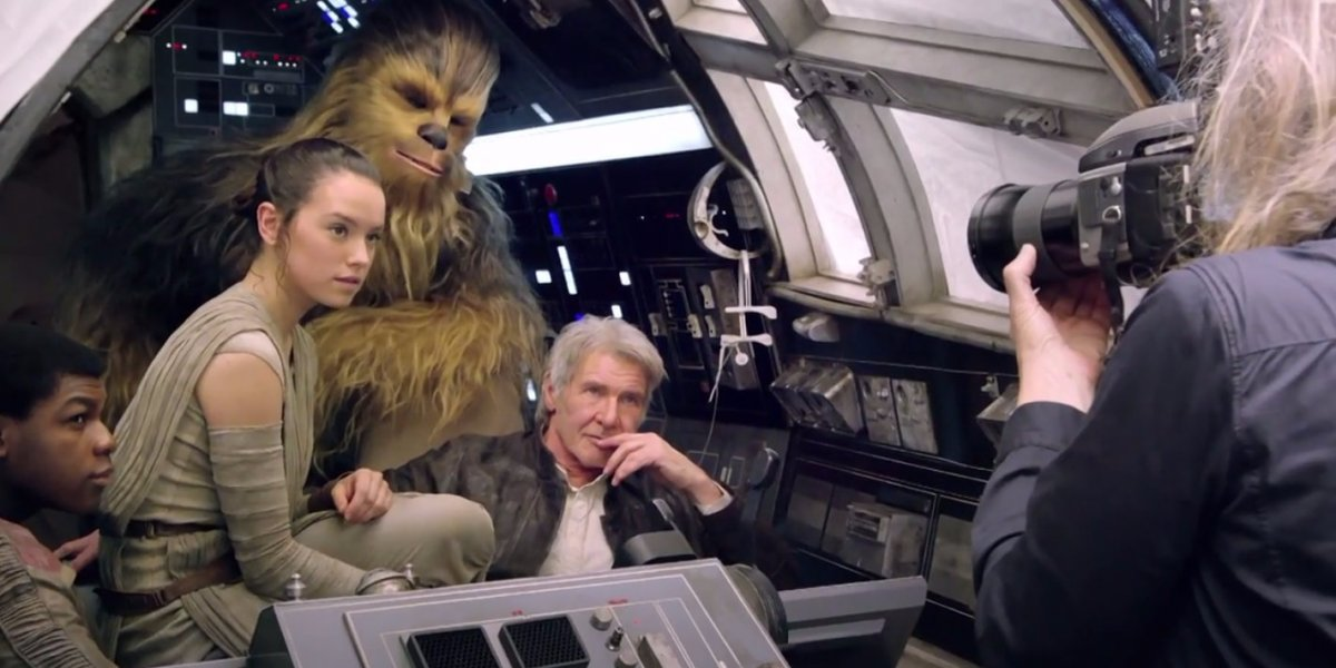 "Mam ciarki. Making of ""Star Wars: Episode VII – The Force Awakens"" jest magiczne i pełne nostalgii"