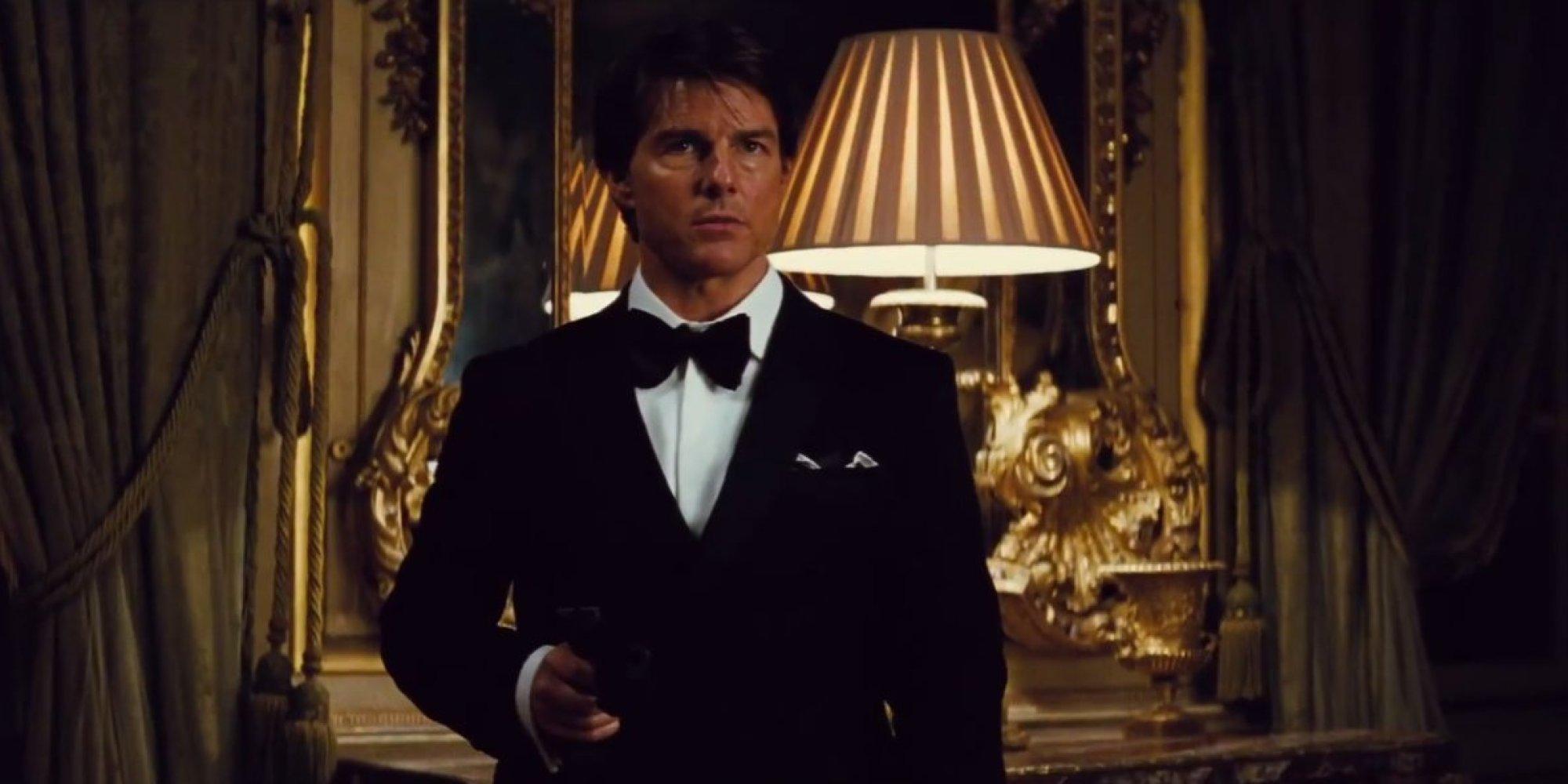 Znamy tytuł nowej części Mission: Impossible. Tom Cruise ujawnił także pierwsze zdjęcie z planu