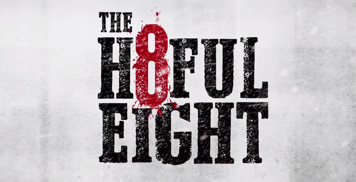 Mamy już nowy trailer The Hateful Eight, czyli ósmego filmu Tarantino