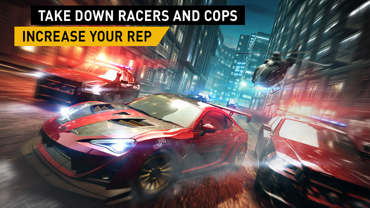 Need for Speed No Limits 3