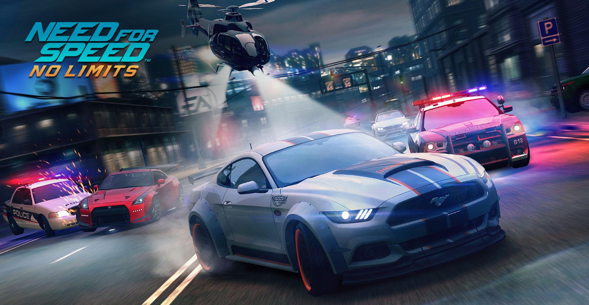 Możesz już pobrać darmowe Need for Speed: No Limits. Nie mogli gorzej trafić z nazwą