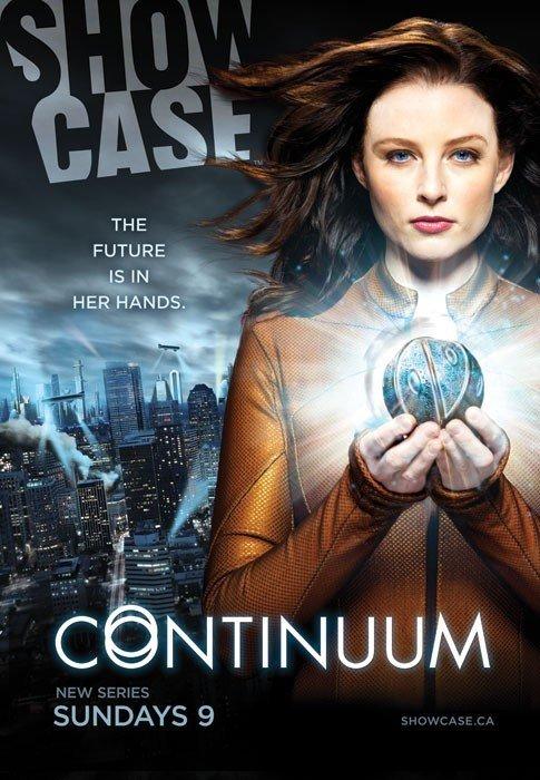continuum-poster