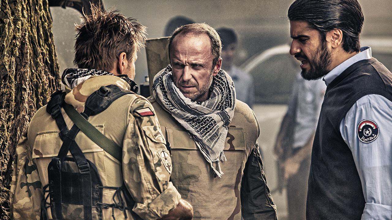 """""""Karbala"""" to drugi po """"Bogach"""" moment zwrotny w polskim kinie. Możemy zrobić dobry film wojenny!"""