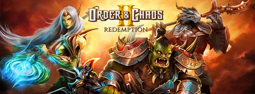Order & Chaos 2: Redemption – najpopularniejsze MMORPG na smartfony i tablety ma kontynuację!
