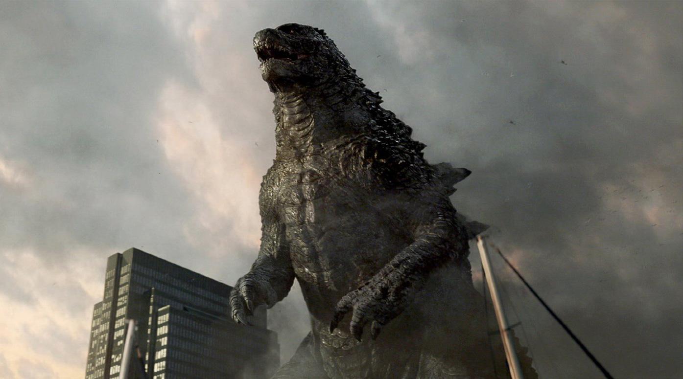 Zmutowany jaszczur zaczął mieć parcie na szkło. Godzilla: King of the Monsters na pierwszym zdjęciu