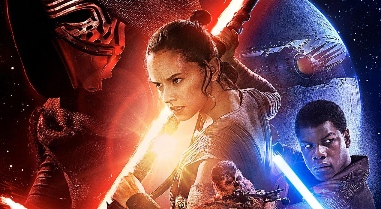 gwiezdne wojny przebudzenie mocy plakat — kopia