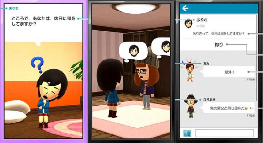 Oto Miitomo – gra Nintendo, od której gigant zacznie podbój smartfonów i tabletów