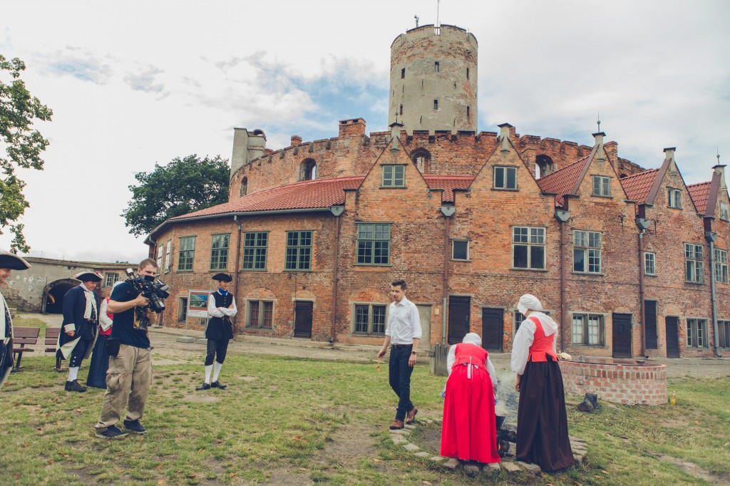 Podroze z historia Na strazy Gdanska  ODCINEK 3