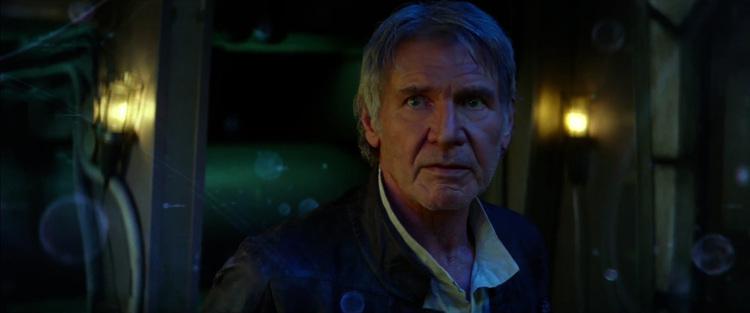 star wars episode VII the force awakens han