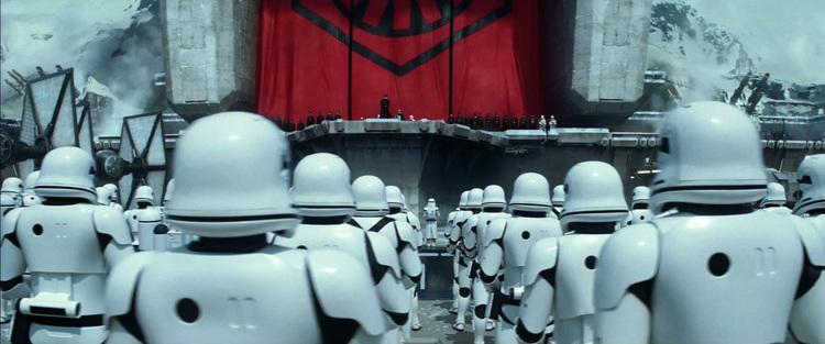 star wars episode VII the force awakens starkiller 1