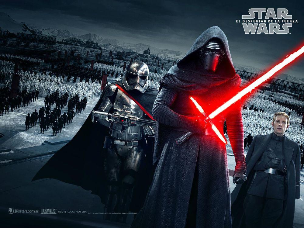 Disney chce produkować przynajmniej jeden film ze świata Gwiezdnych wojen na rok!