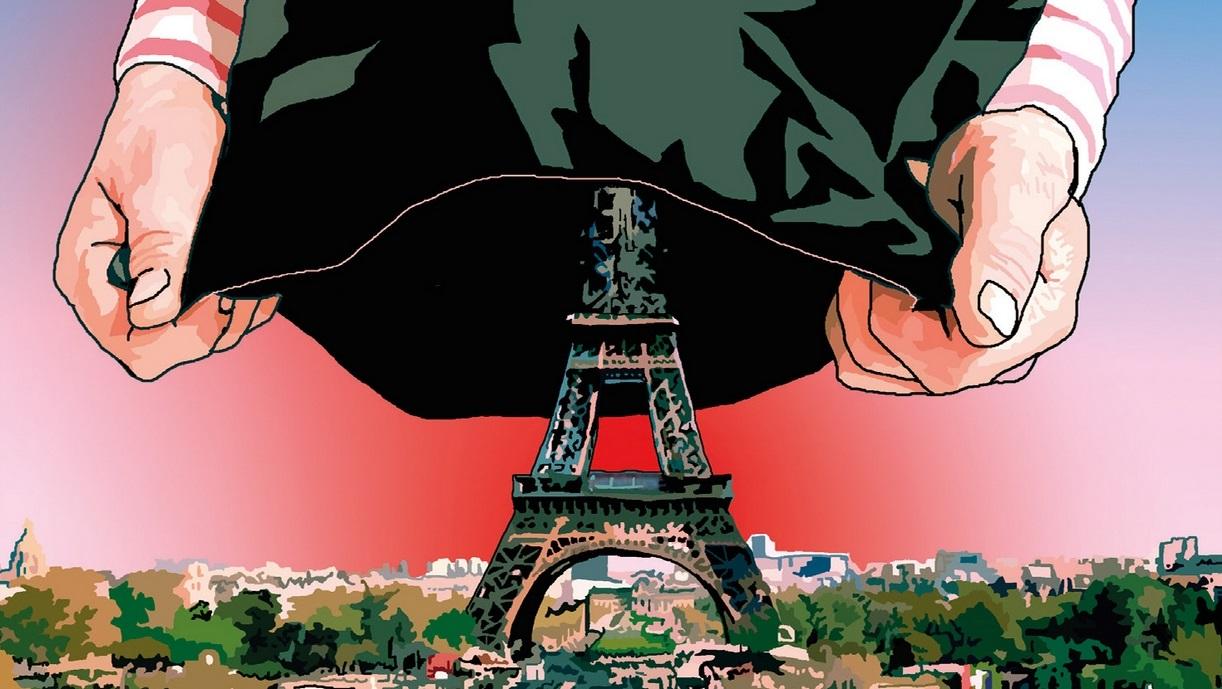 """Przyjdzie islam i nas zje. """"Uległość"""", Michel Houellebecq – recenzja sPlay"""