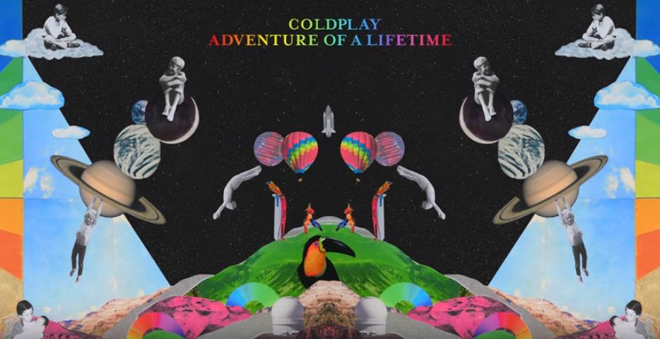 """""""Adventure of a Lifetime"""" – pierwszy singiel z nowego albumu Coldplay"""