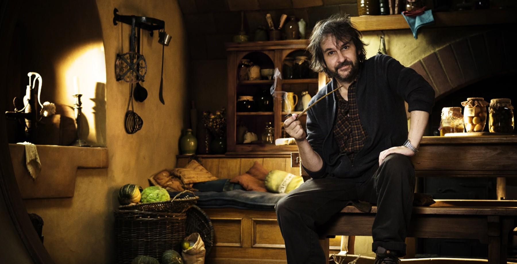 """""""Nie miałem pojęcia, co właściwie robię""""  – (zbyt) szczery Peter Jackson zdradza kulisy Hobbita"""