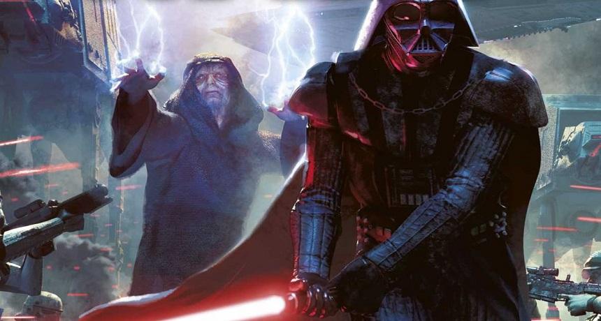 Lordowie Sith to nie jest najlepsza książka z serii Star Wars, ale fani i tak będą chcieli ją przeczytać