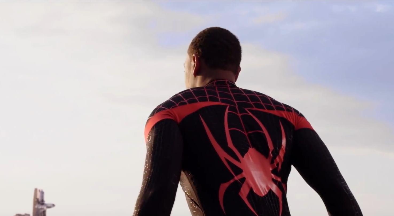 Miles Morales nowym filmowym Spider-Manem. Na razie tylko w krótkometrażówce