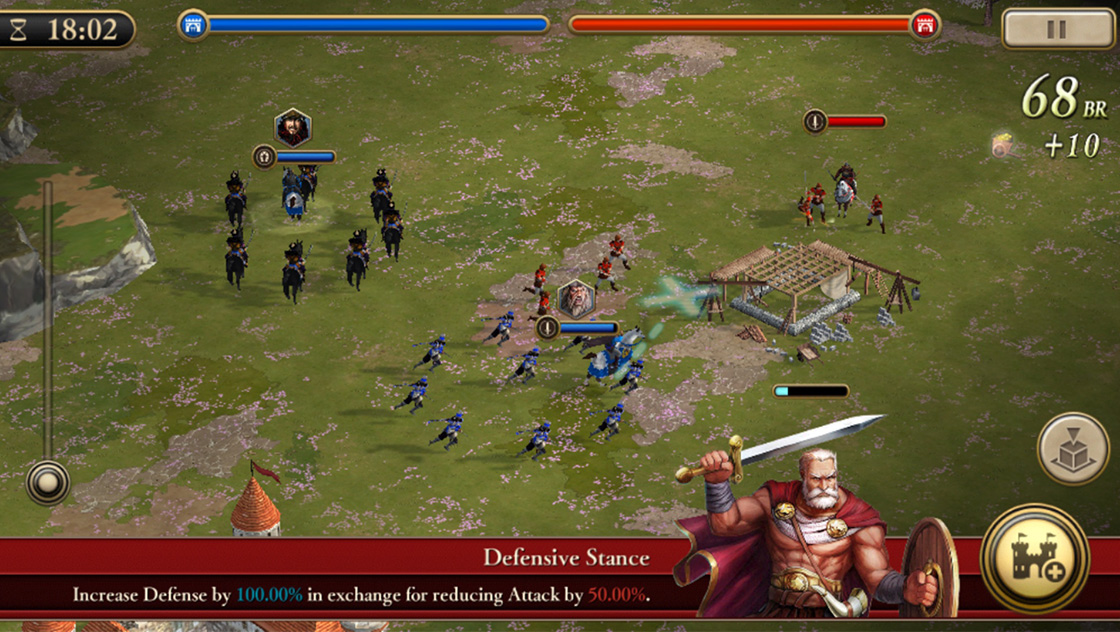 age of empires world domination 1