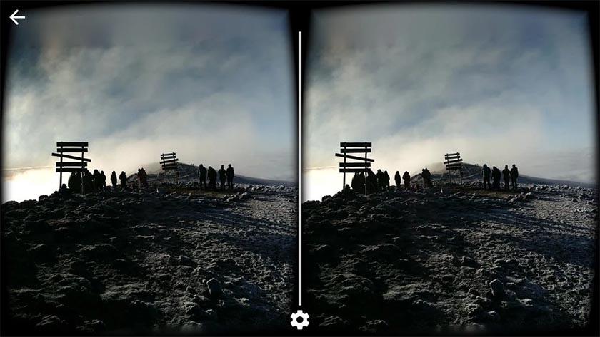 Google chce, żebyś robił zdjęcia do wirtualnej rzeczywistości. Aparat Cardboard jest już dostępny