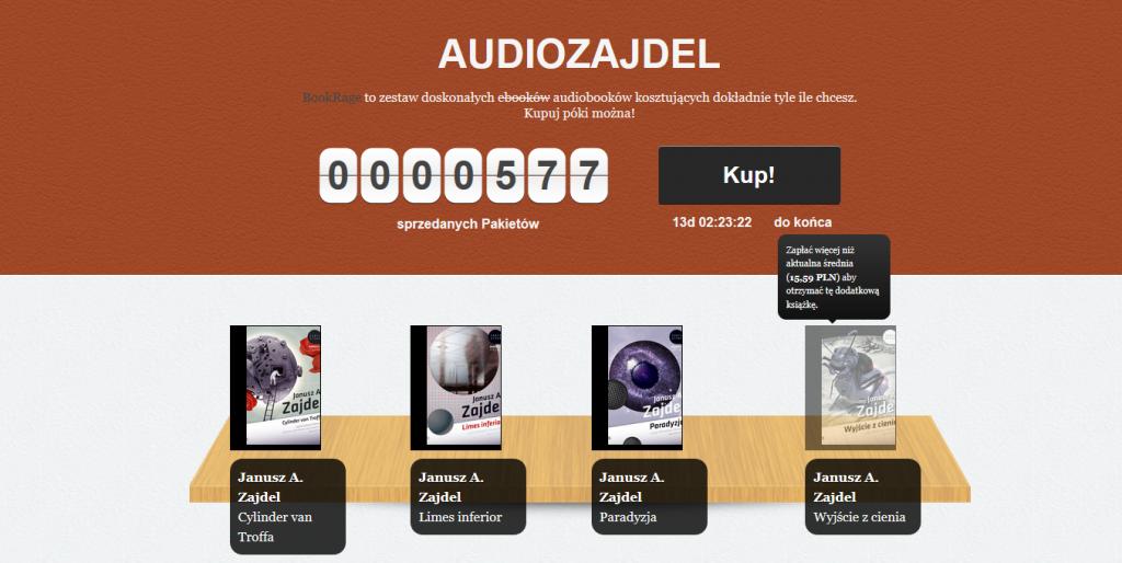 bookrage audiozajdel