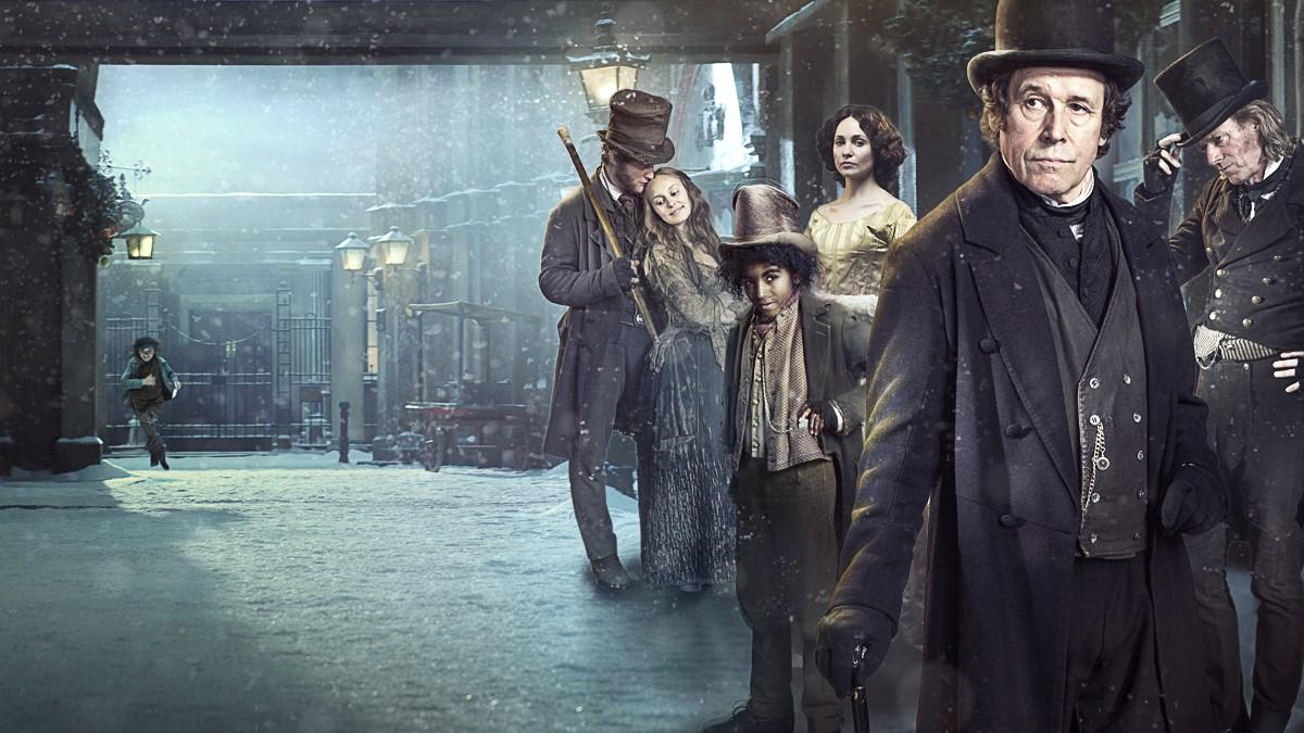 """""""Dickensian"""", czyli serial, którego nie chcesz przegapić – recenzja sPlay"""