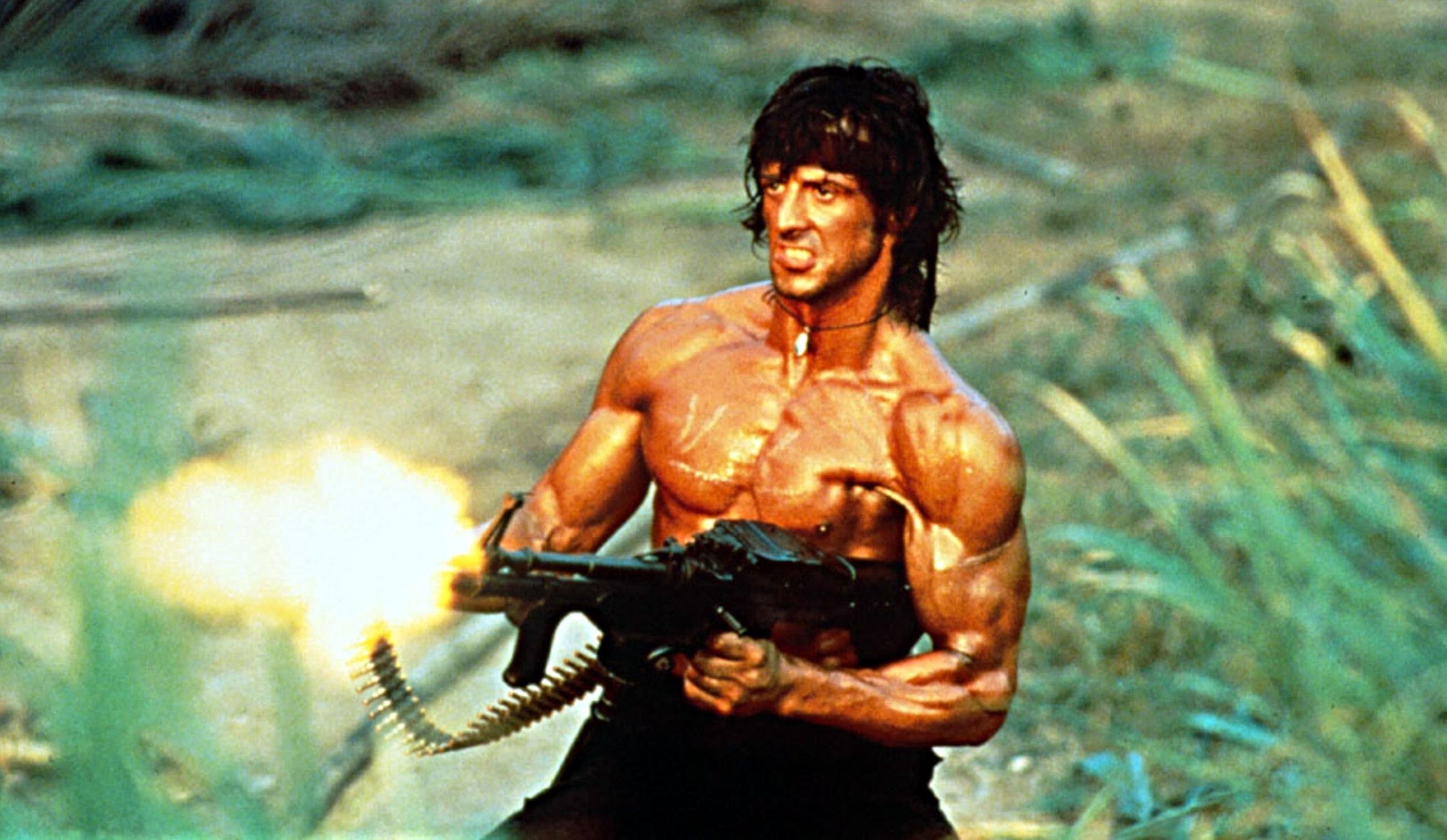 Rambo też będzie miał swój serial. W roli głównej powróci Sylvester Stallone