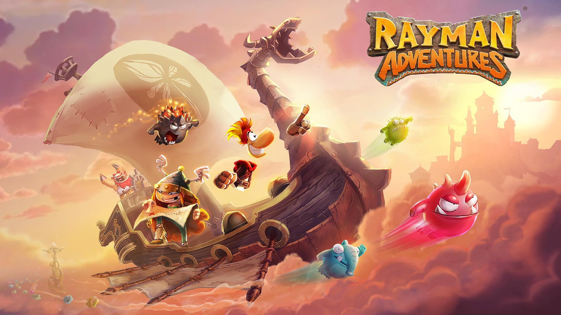 Rayman powraca! Niestety, tylko na mobilne urządzenia, ale za to całkowicie za darmo