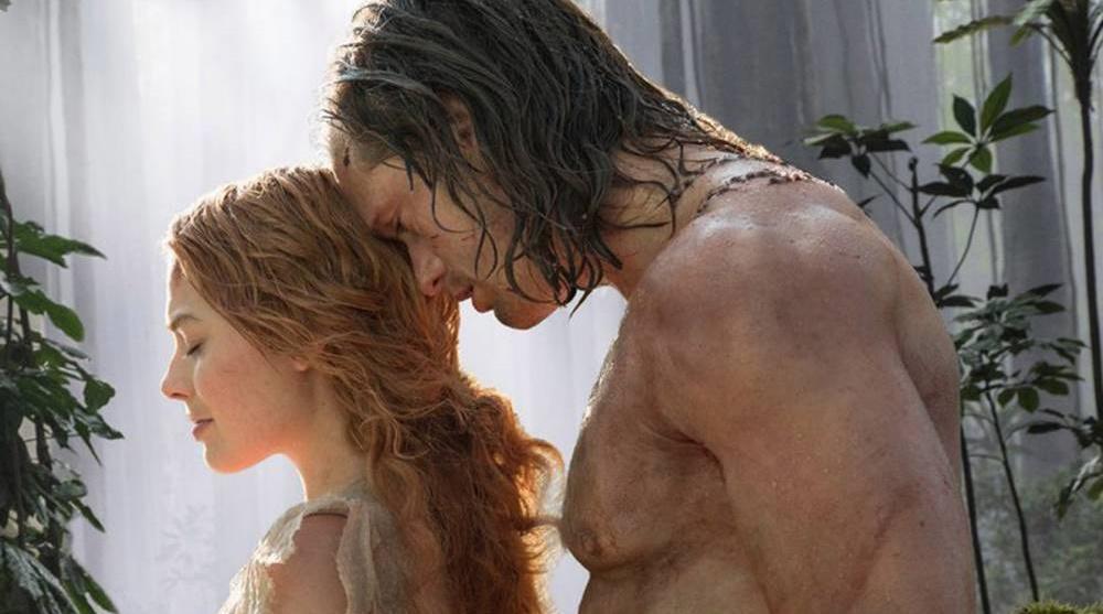 """Alexander Skarsgård jako Tarzan w pierwszym zwiastunie """"Tarzan: Legenda"""""""