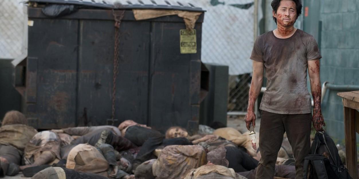 Nawet nie poczułem, że The Walking Dead dotarło do jesiennego półfinału. Najgorszy sezon od lat