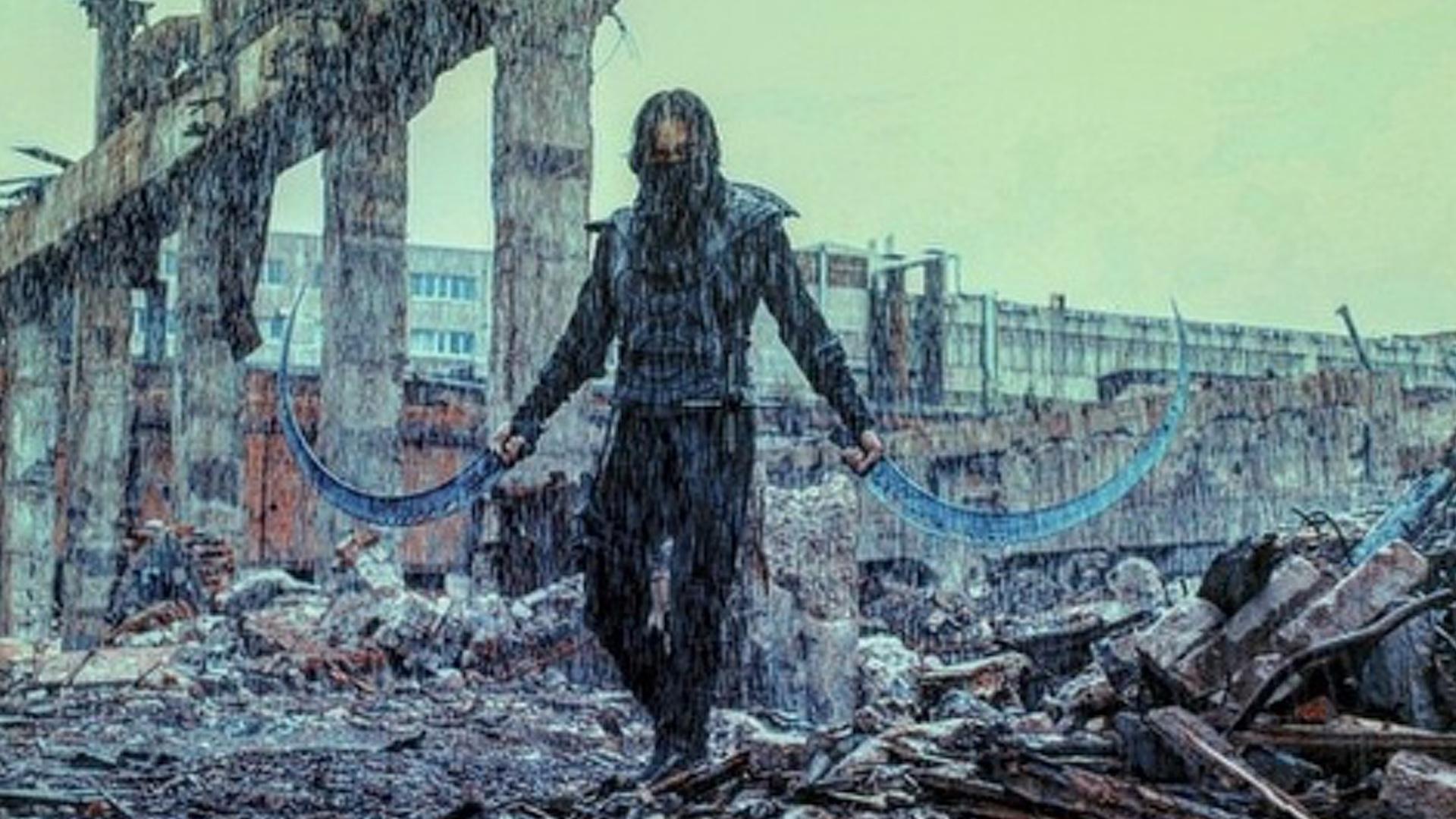Rosjanie tworzą własny film o super-bohaterach. I bojowym niedźwiedziu. Z karabinem na plecach