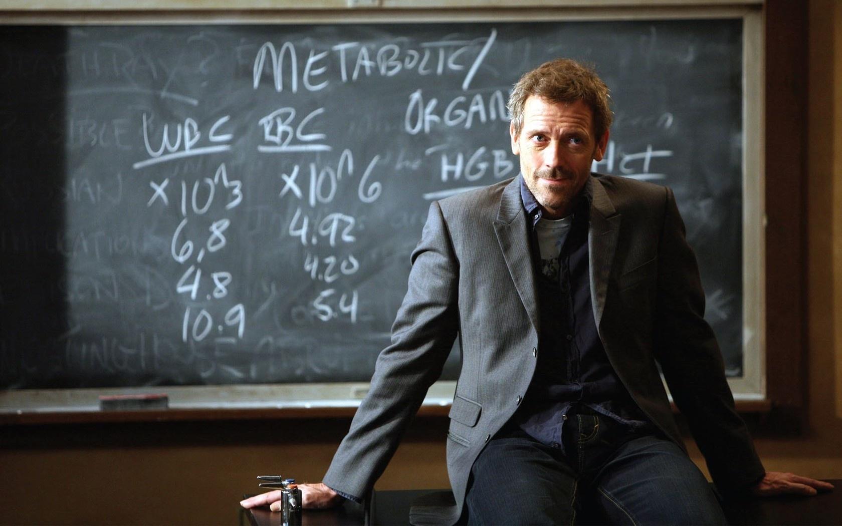 """Dr House powróci w nowym serialu. Hulu zmówiło dwa sezony serii """"Chance"""" z Hugh Lauriem"""