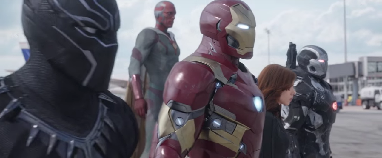 Captain America: Civil War – reklama Super Bowl pokazuje nowe, ciekawe ujęcia
