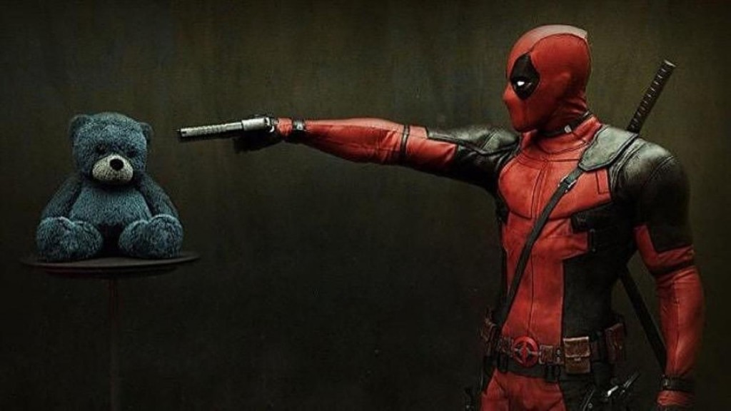 deadpool film 2016