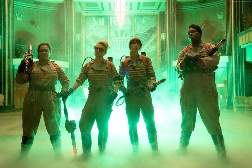 ghostbusters 2016 pogromcy duchów