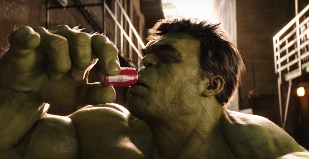 """Coca-Cola ma rozmach. Do nowej, wypchanej efektami reklamy """"zatrudnili"""" Hulka oraz Ant-Mana"""