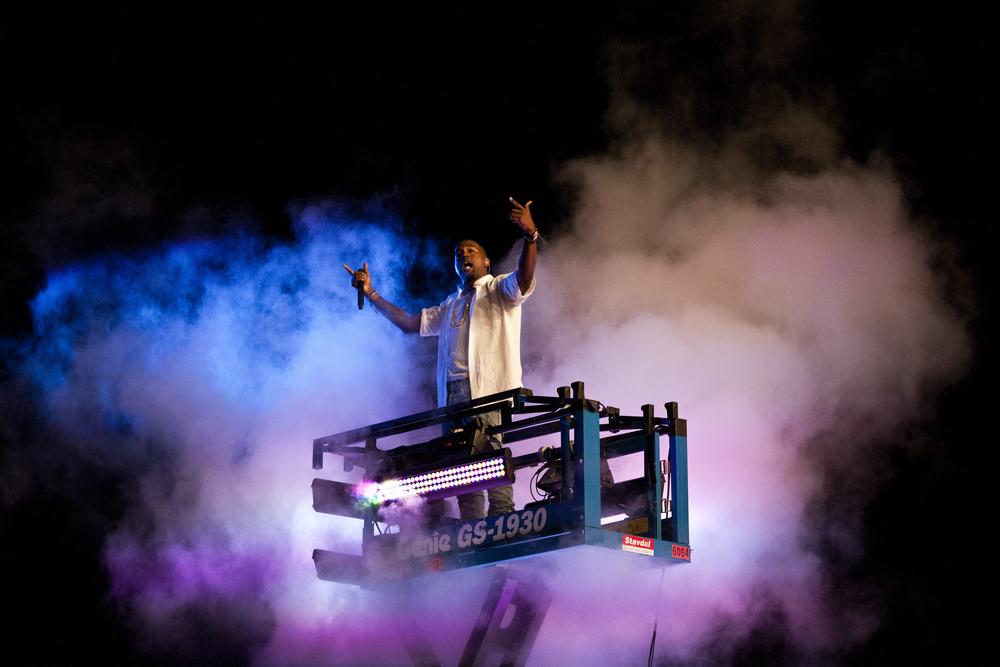 """Kanye West już nie tylko w platformie TIDAL. """"The Life Of Pablo"""" także w Spotify i Apple Music"""