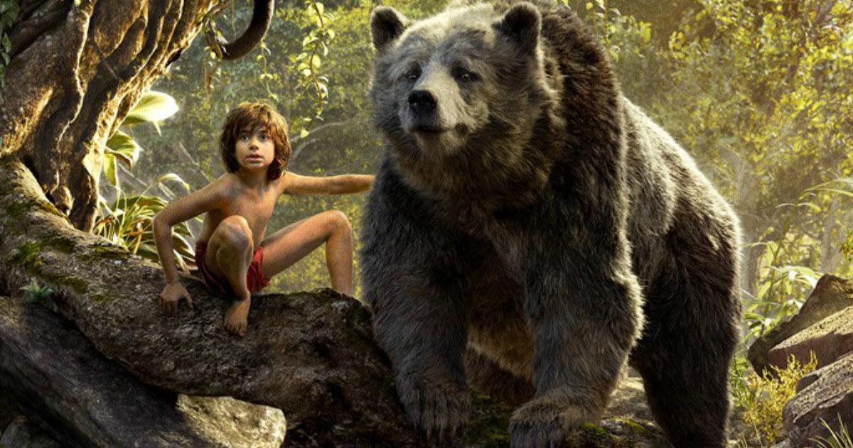 """Nic dziwnego, że """"Księga dżungli"""" jest sukcesem w Box Office. Disney pokazał najwyższą formę"""