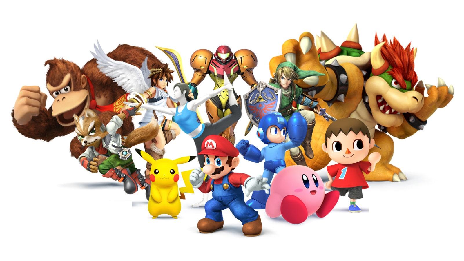 Bohaterowie z gier Nintendo trafią do filmu?