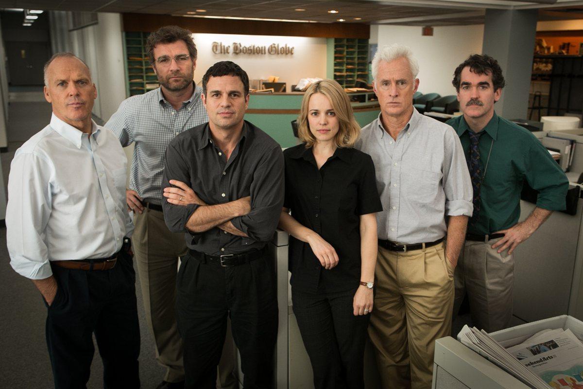 """""""Spotlight"""" to – mimo pewnych potknięć – najciekawszy film nominowany do Oscara w 2016 roku"""