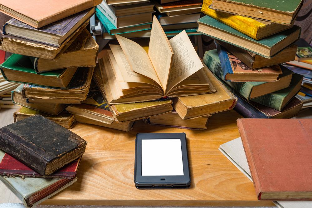 analogowy ebook książki