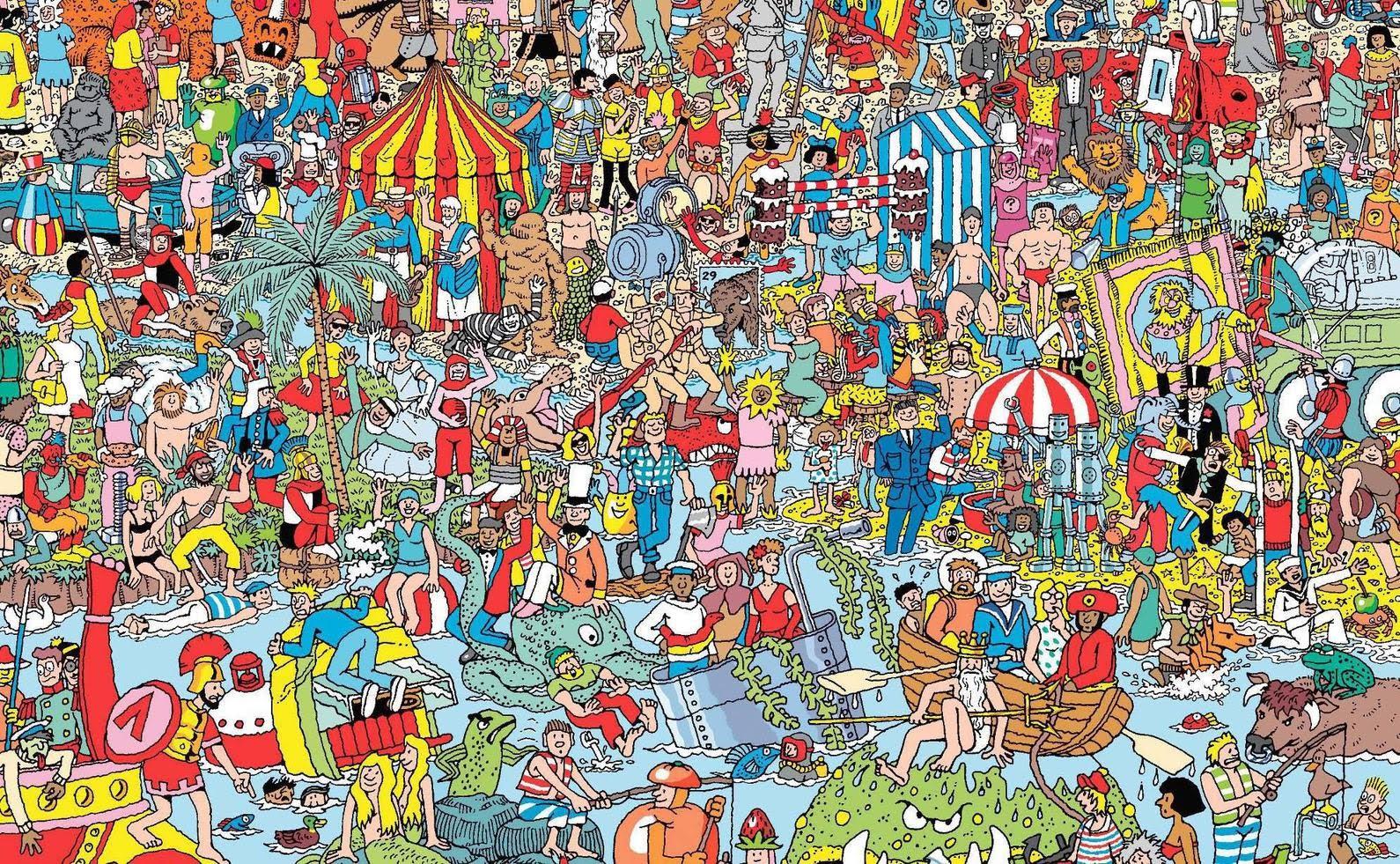 Gdzie jest Wally? Niebawem będziemy go szukać na ekranach kin