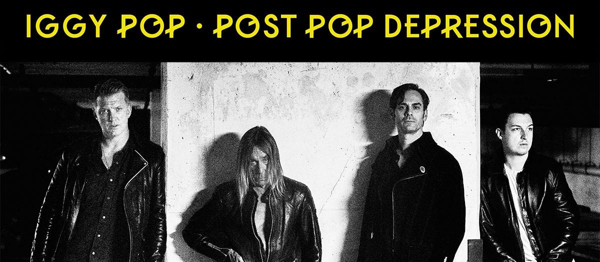 """Już dziś posłuchasz nowego albumu Iggy'ego Popa – """"Post Pop Depression"""""""