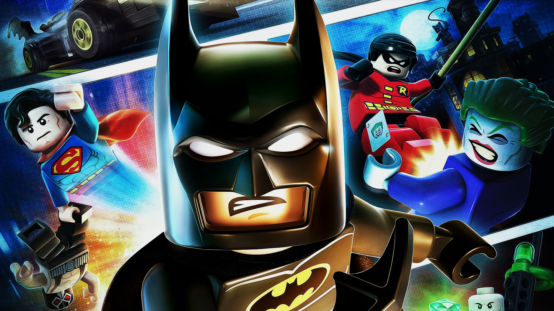 "Krótki spacer po historii Batmana w drugim zwiastunie ""The Lego Batman Movie"""