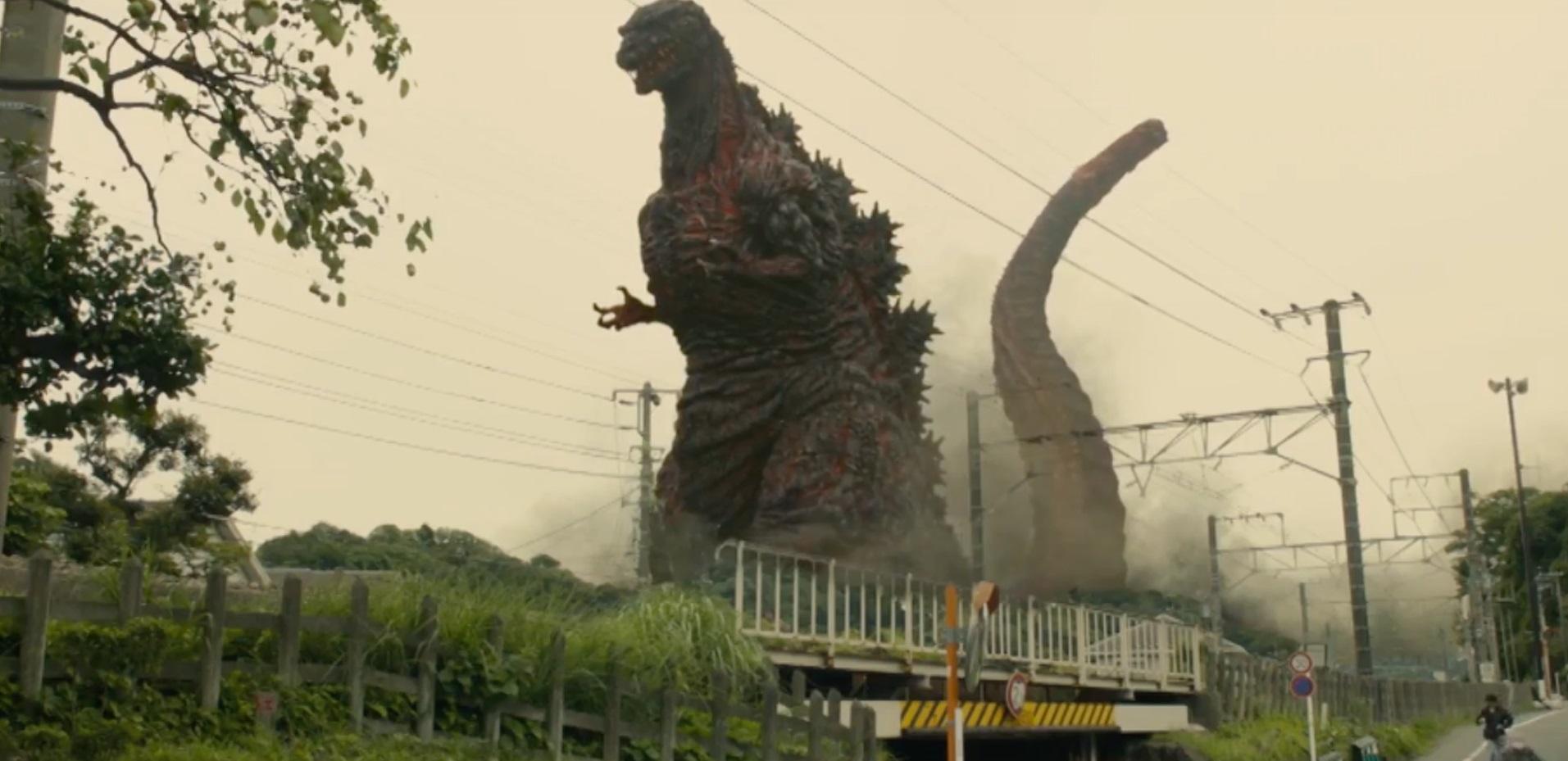 Nowa japońska Godzilla nadchodzi w pełnym zwiastunie. Jest… zaskakująco dobrze